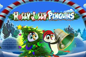 Holly Jolly Penguins - новинка от Microgaming